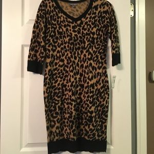NWT adorable Sweater Dress